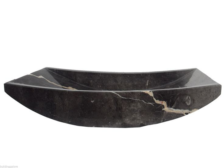 Solid Stone Marble Basin 250 - Made to Order - Polished Stone FREE DELIVERY Inc | eBay