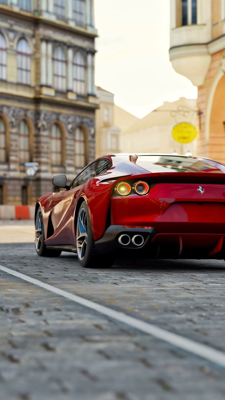 #Cars Ferrari 812 superfast, Ferrari 812, Ferrari #android #wallpapers # 4k #hd