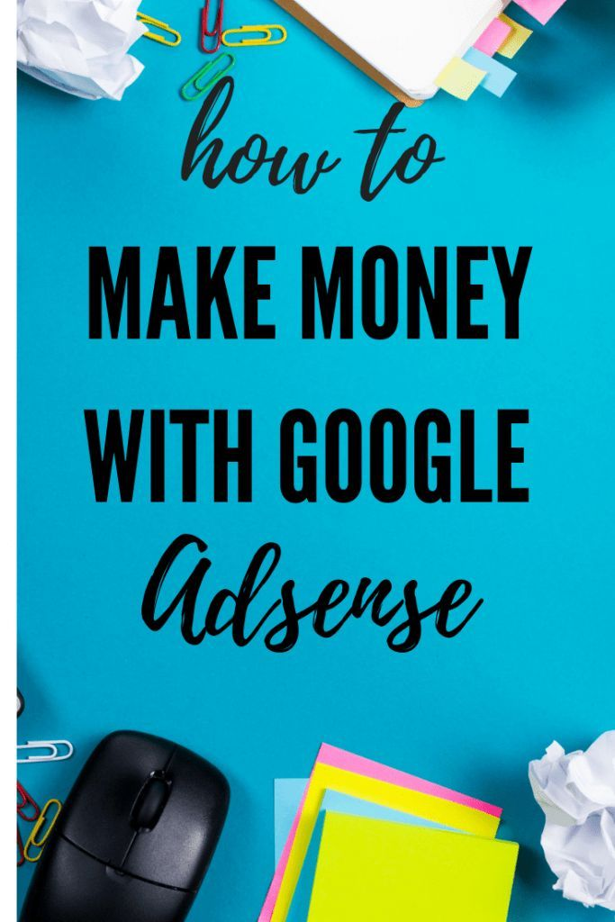 How To Make Online Money With Google Adsense Work At Home