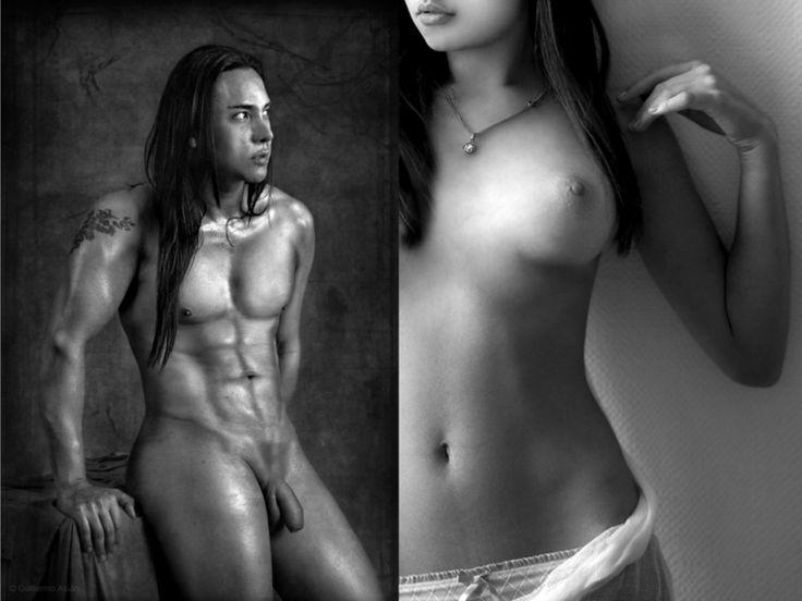 14 y bajo desnudo