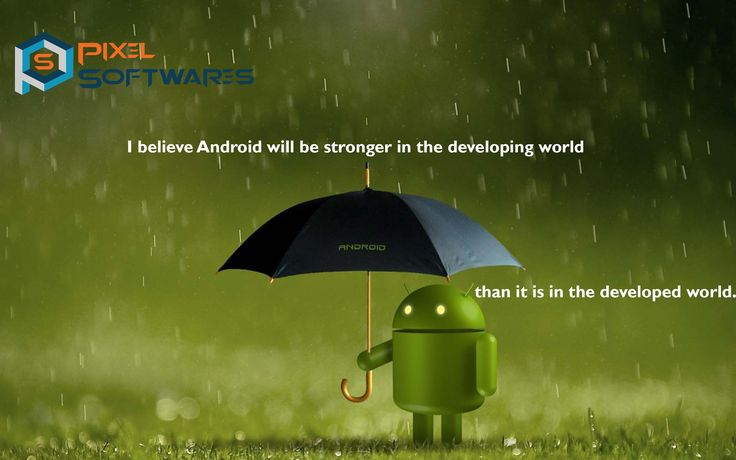 #Android #development by Pixel softwares.