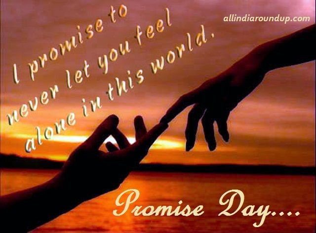 Promise Day Quotes SMS Status Images Messages Shayari Wallpapers and Happy Teddy Day Greetings Wishes Photos Pics Pictures