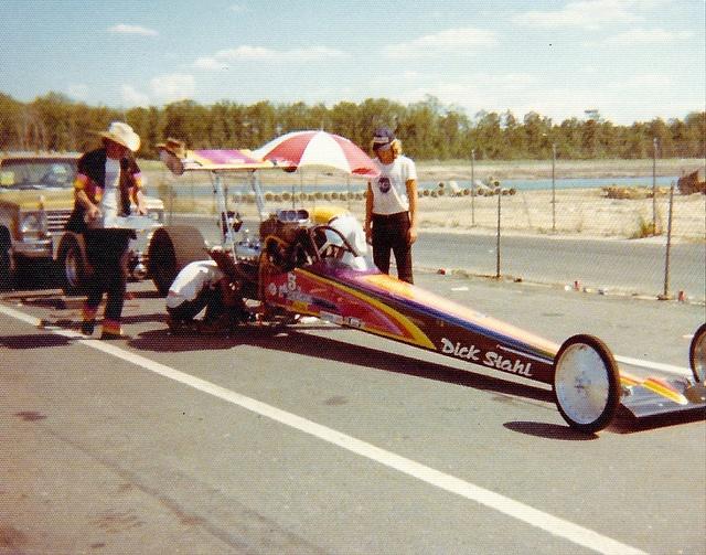 Dick Stahl 87