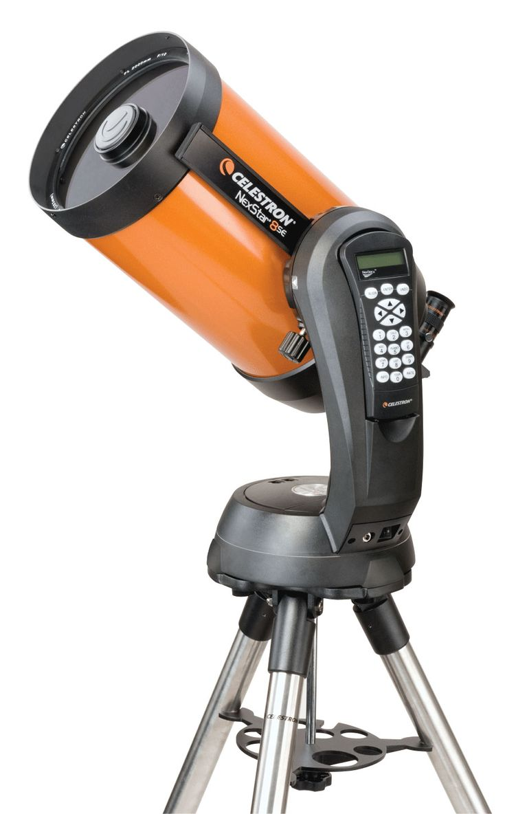 Among the various models of the Celestron NextStar, this is certainly one of the top performing! We see, therefore, the most important features of 'NextStar 8SE telescope.  First of all its excellent focal length of 2032 mm, with a diameter of 203 mm.  The possibility of being able to observe and acquire an amount of light truly remarkable! Images taken by CCD camera or be very bright and well defined, always seeing permitting!...........
