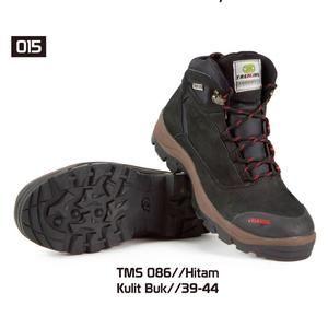 Sepatu Gunung Hiking Pria [TMS 086] (Brand Trekking) Produk Bandung