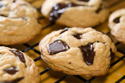 So good even your kids will love them!  Makes 24-36 cookies  Approximate cooking time: 45 minutes24 36 Cookies, Chocolate Chips, Chocolates Chips Cookies, Choc Chips Cookies, Diet Chocolates, Bar Cookies, Paleo Diet, Paleo Cookies, Chocolate Chip Cookies