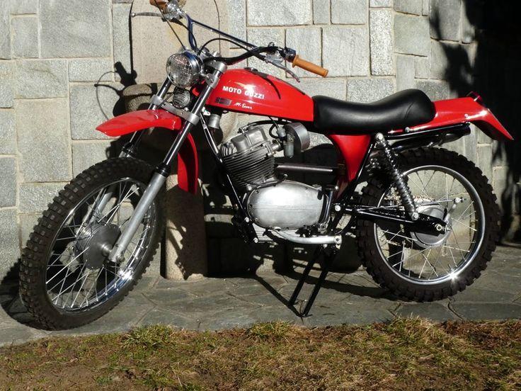 Moto Guzzi STORNELLO Special Fraire
