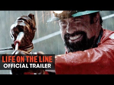 Life On The Line (2016 Movie) – Official Trailer - John Travolta, Kate Bosworth | Lionsgate Movies