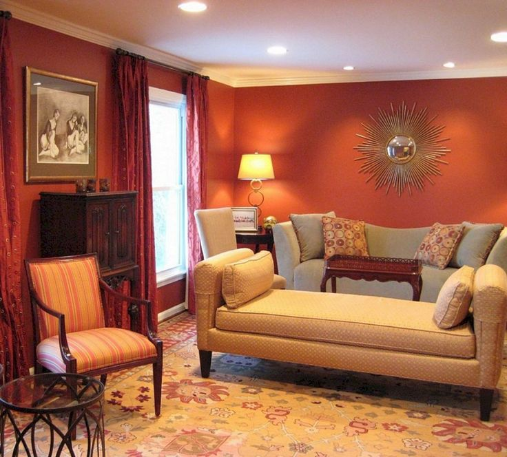 You're guaranteed to love one of these hot hues! 19 best Rust colored walls images on Pinterest   Wall ...