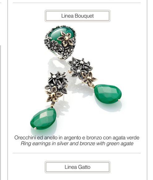 Collana Bouquet Caramanna