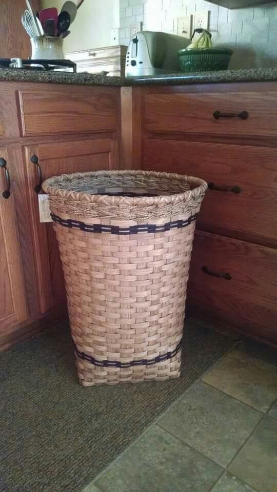 round reed basket weaving instructions
