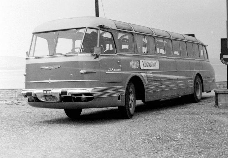Ikarus 55 - 1954