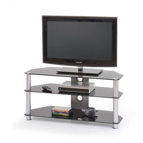 best 25+ tv rack ideas on pinterest | glass tv unit, living room