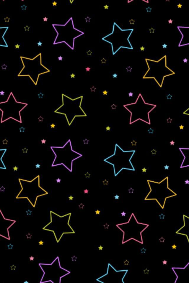 Stars iPhone Wallpaper background
