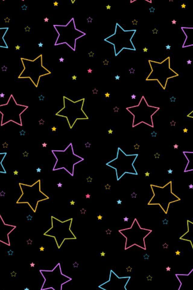 Stars iPhone Wallpaper background