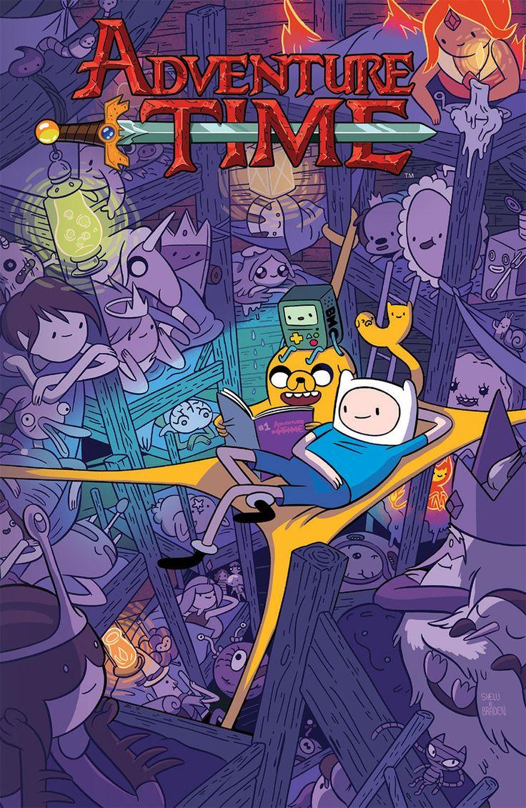 Adventure Time v8 TPB
