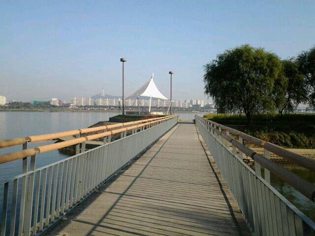 서울 한강주변
