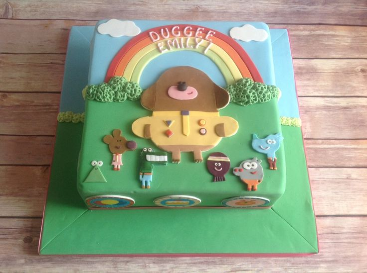 Hey Duggee.. on Cake Central