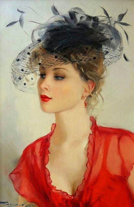 Exceptionnel Les 844 meilleures images du tableau Peintre Konstantin Razumov  CC05