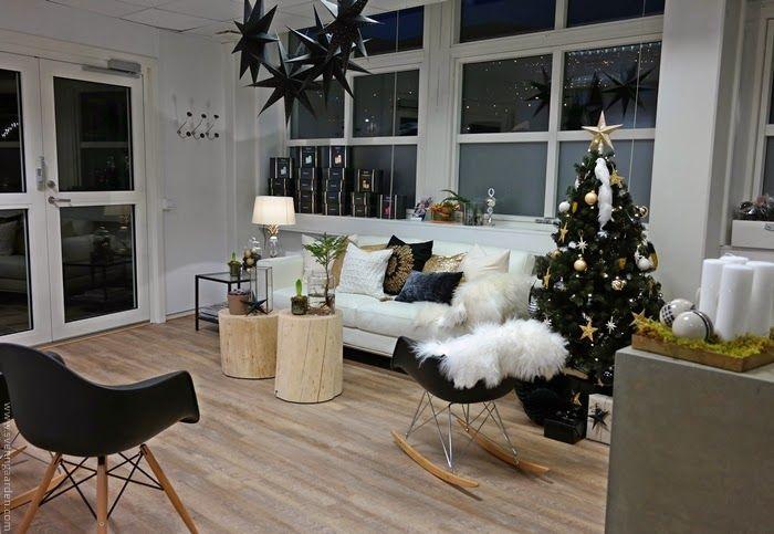 Interiørdesign: Jul på Carisma