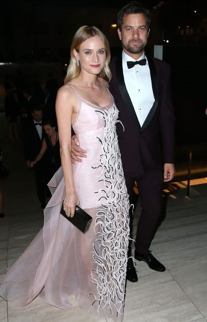 Diane Kruger has moved in with Joshua Jackson and how she responded when asked about whether or not they have plans to marry