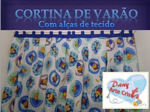 17 best ideas about Como Fazer Cortinas De Varão on Pinterest ...
