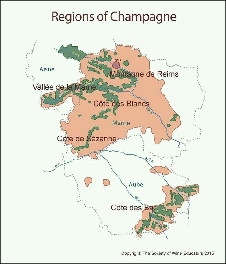 239 best images about wine related maps guides on for Champagne region in france