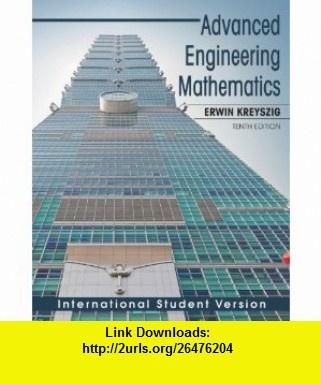 advanced engineering mathematics 10th edition solution manual pdf free download