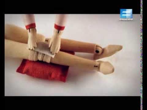 Curso de Primeros auxilios, Clase 2 Heridas y hemorrajias 2 - YouTube