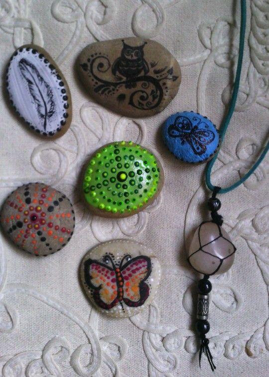 New project: DIY stones!