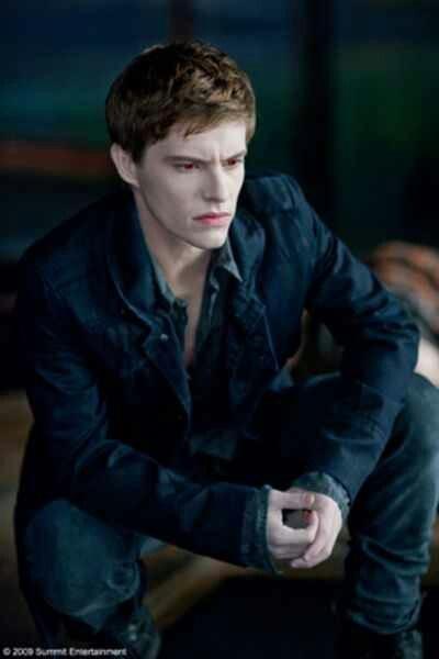 Twilight Saga - Riley