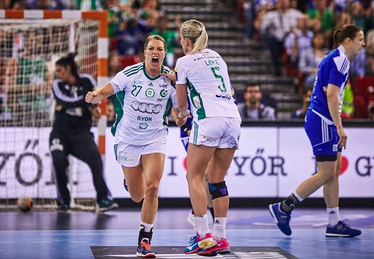 Hungaria © 2016 EHF / Uros Hocevar Nycke Groot, the best player in the ehf final four firts semi final.