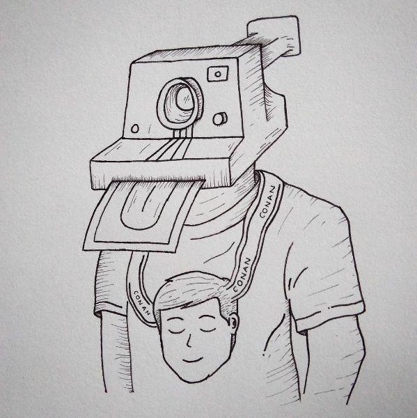 Illustration - Don't Let The Social Media Take Control