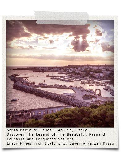 Santa Maria di Leuca - Apulia Italy (pic: Saverio Kaizen Russo via www.hiddentreasures.ch)