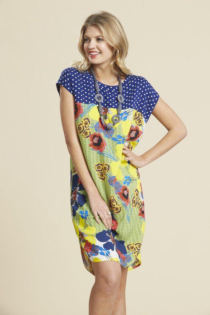Scope Lisa  Artist Print Dress