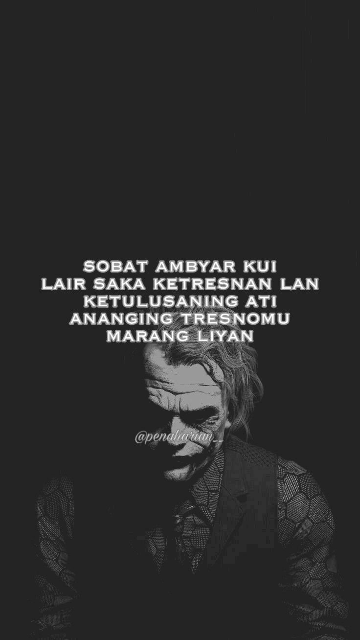 Quotes Quotesjawa Ambyar Kutipan Tumblr Kutipan Kuis