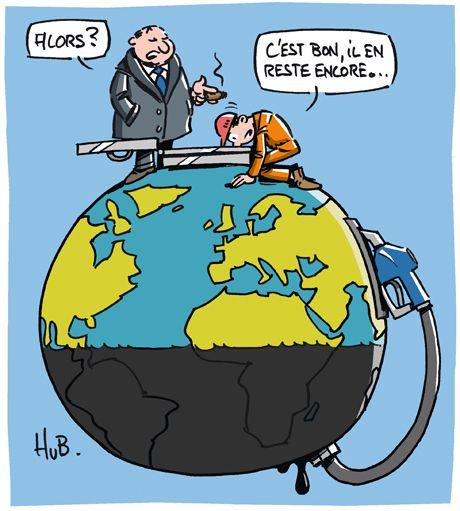 Géopolitique du pétrole : Comment l'occident crée des guerres civiles