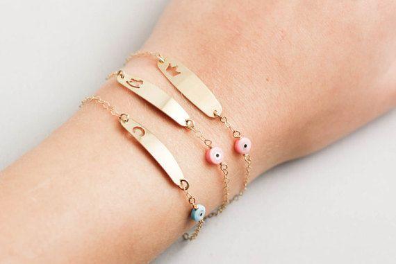 Children's bracelet Newborn Bracelet Girl Christening
