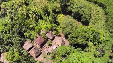 Tradisional village of latifui, Alor NTT