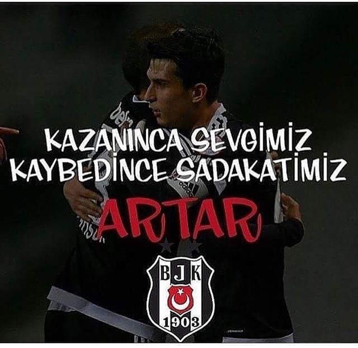 Beşiktaş, iyi günde kötü günde..