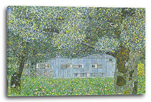 Gustav Klimt Oberosterreichisches Bauernhaus Klimt Gustav Klimt Bilder