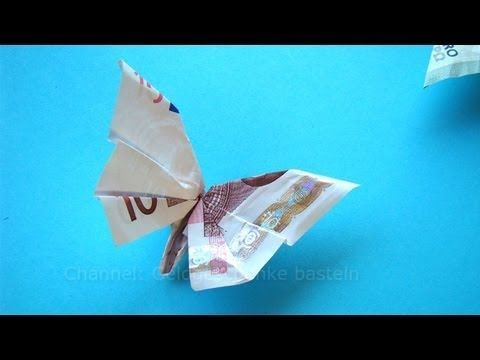 Origami Dollar Heart & Star Tutorial - How to make a Dollar heart with star - YouTube
