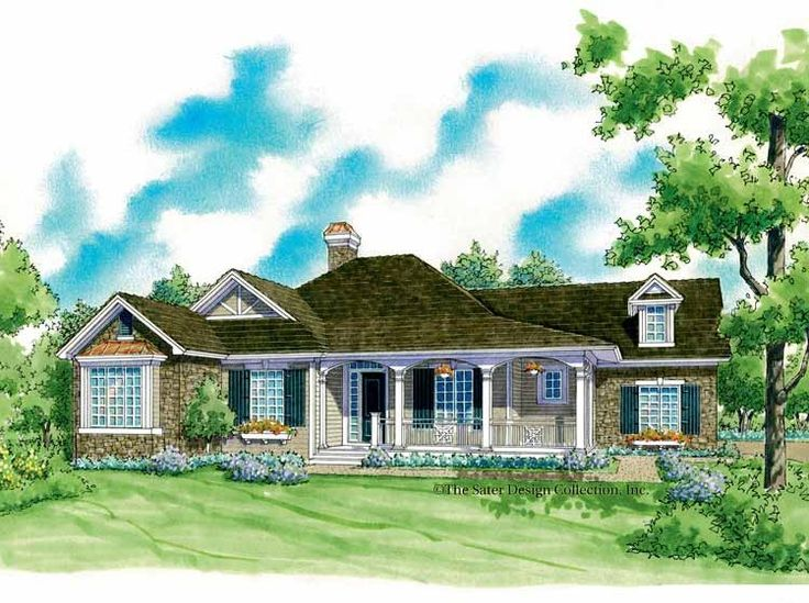 Eplans french country house plan efficient luxury 1526 for Luxury french country house plans