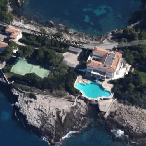 Quandt Family House in Antibes, France - Virtual Globetrotting