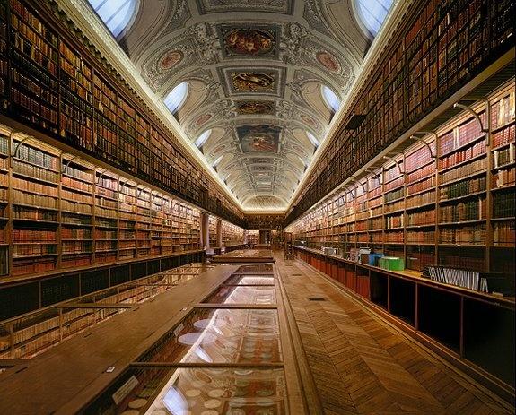 프랑스 상원 도서관