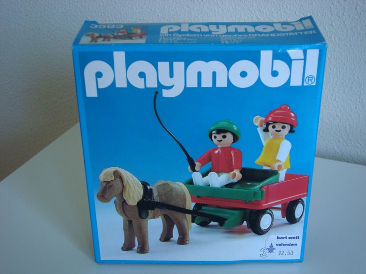 Ponycart 80's