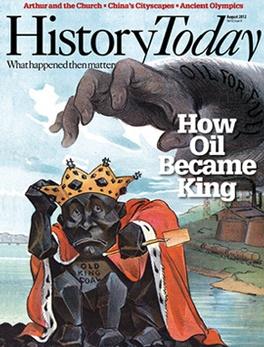 History Today Magazine Subscription