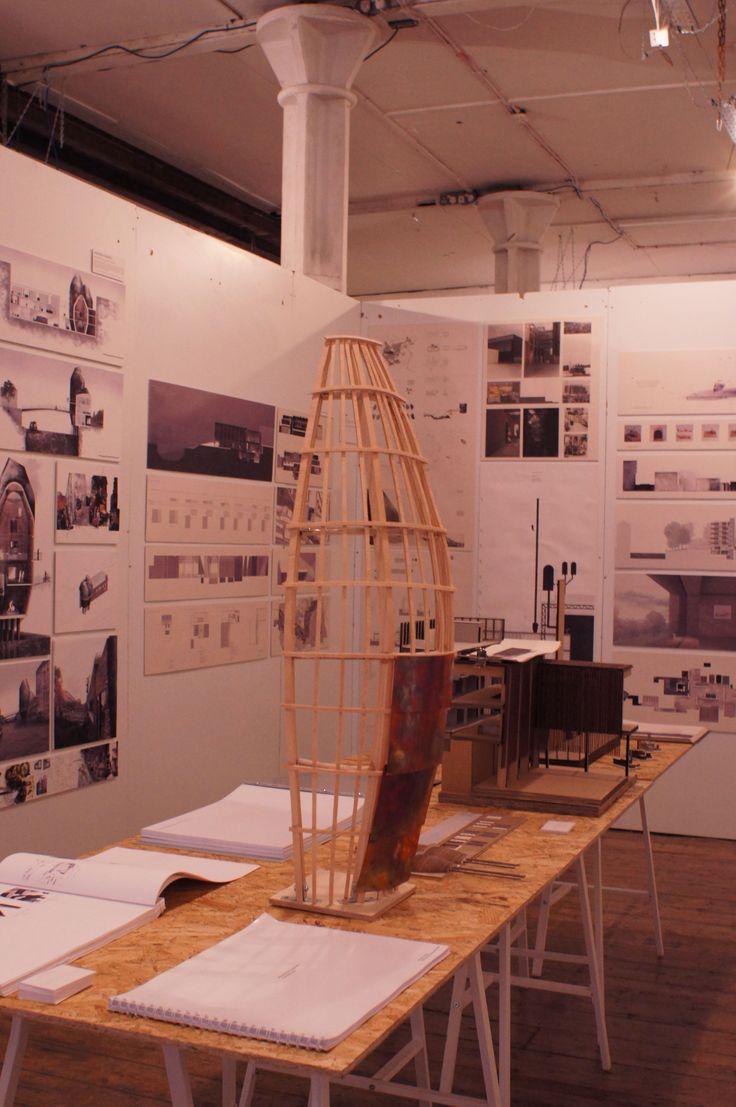 UWE Bristol Architecture Degree Show - London