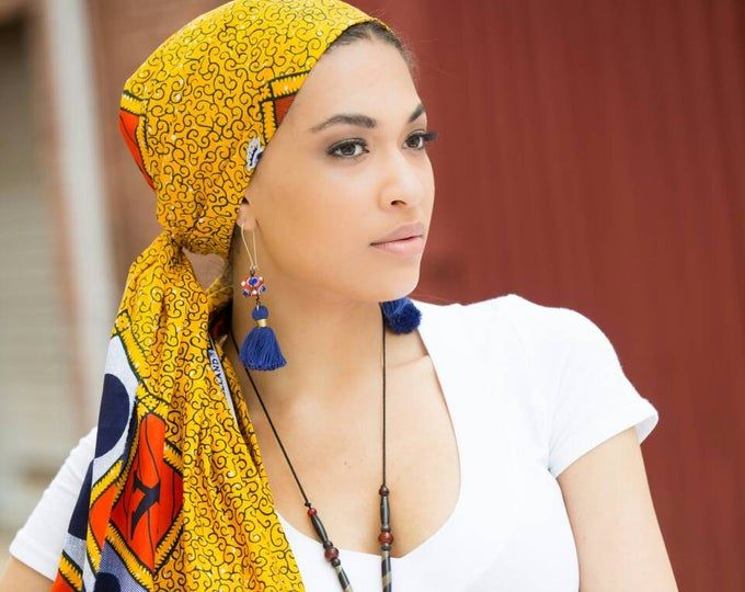 African clothing, African fabric, African head wraps, Head wraps for women, Headwraps, African scarf, Ankara head wraps, African scarves   – head scarves