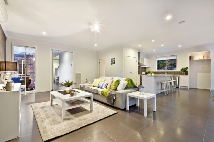 expansive living areas